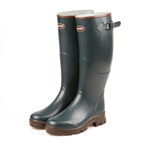 Field Welly Natural Rubber Boot for Men