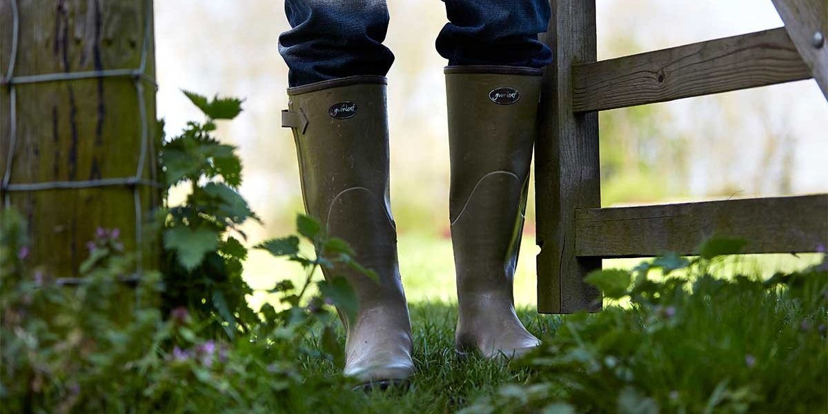Gumleaf-Royal-Zip-Boots-are-ideal-for-Turkey-Hunting
