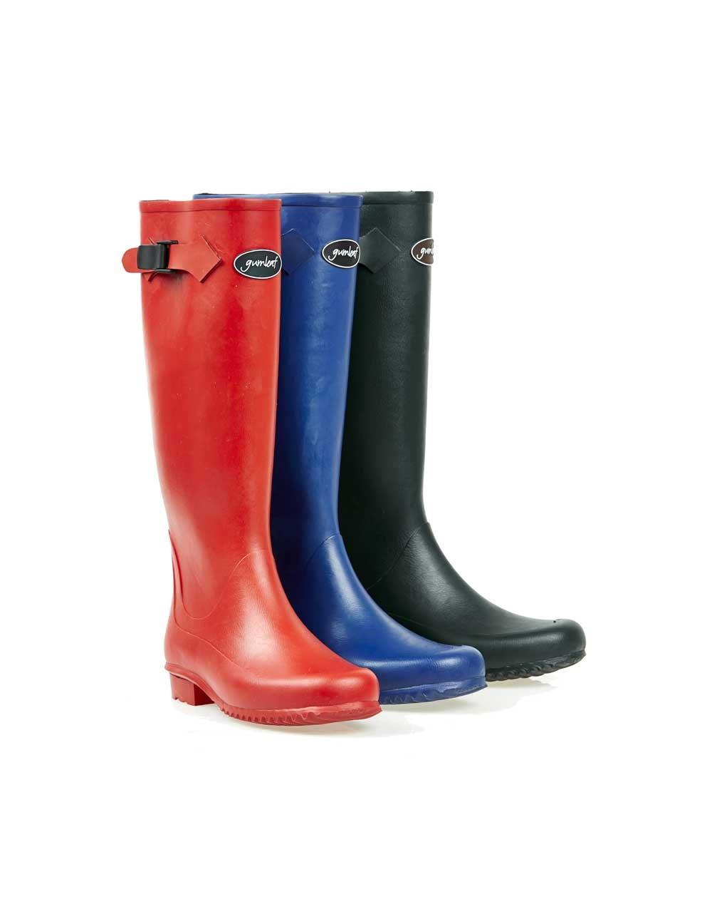 Womens Garden Boots Rubber Wellies GumleafUSA