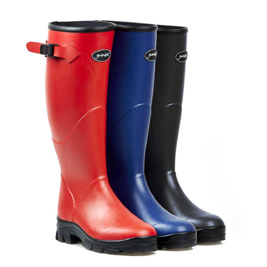 Rubber Boots For Women The Image Kid