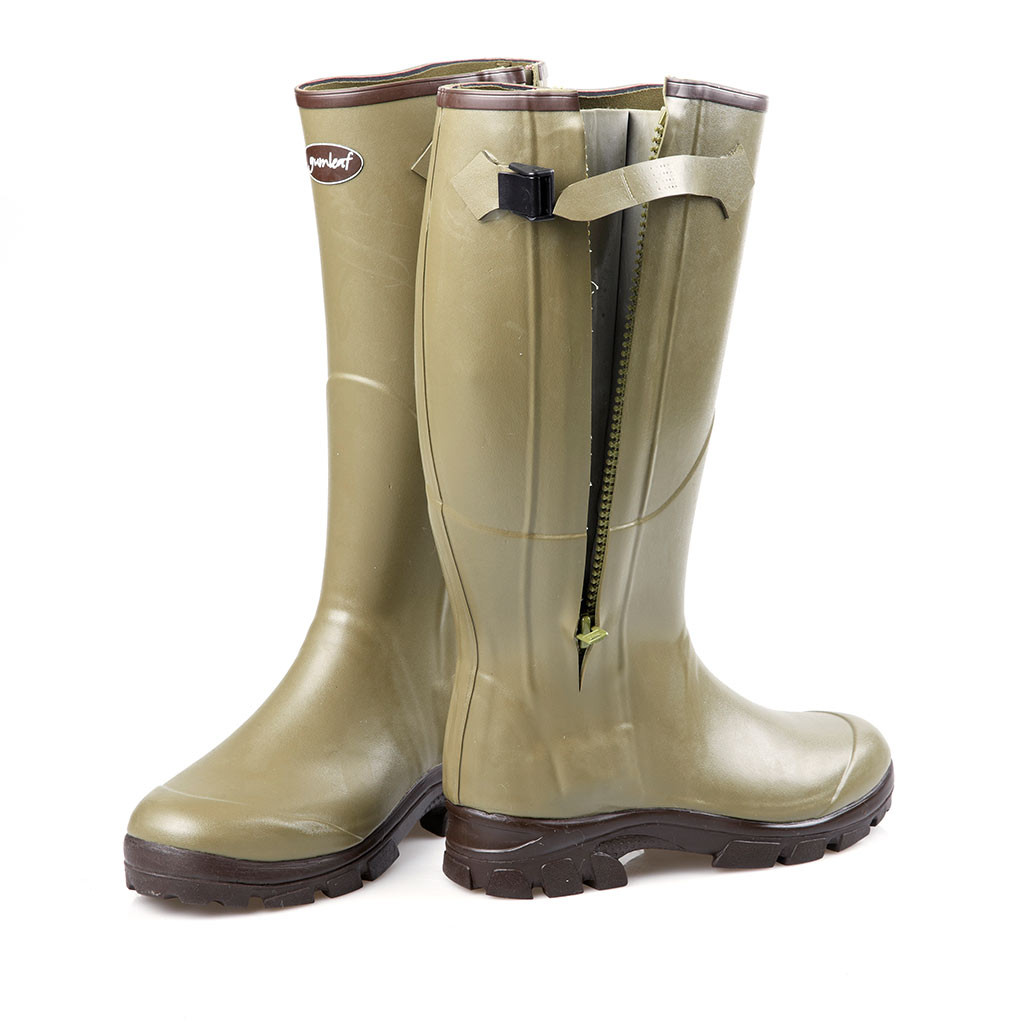 Stylish Womens Outdoor Boots with Zipper