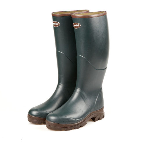 Saxon Classic Rubber Boot for Men