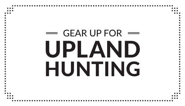 Upland Hunting Boots That Go The Distance