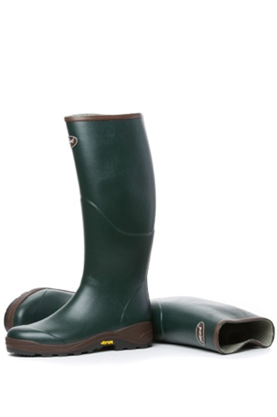 Barn Boots for Women in Green