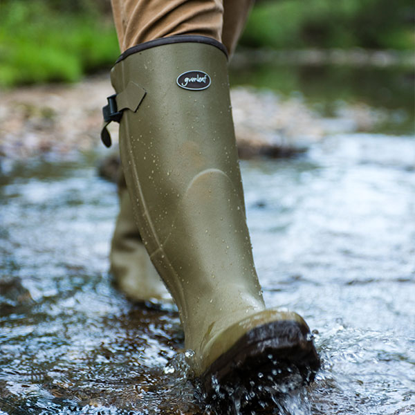 Gumleaf-Royal-Zip-Boots-are-completely-waterproof