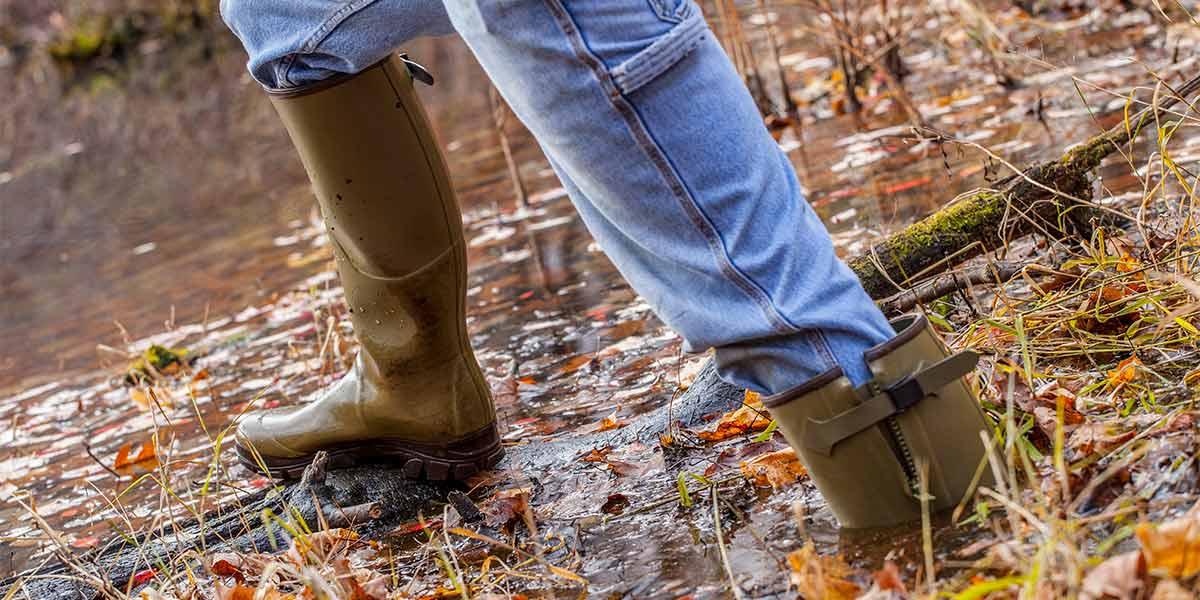European Made Natural Rubber Boots Amp Wellies Gumleaf Usa