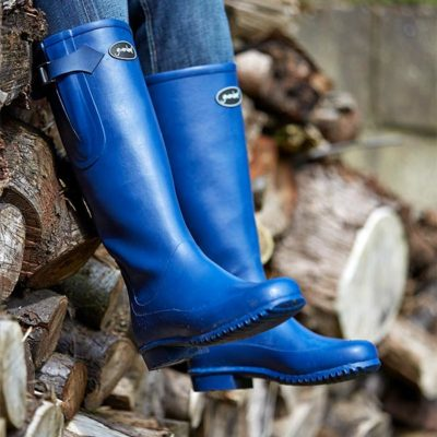 Iceni-Rubber-Boot-for-Women-in-Blue