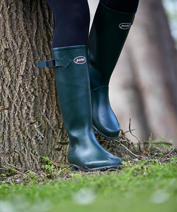 Iceni-Rubber-Boot-for-Women-in-Green