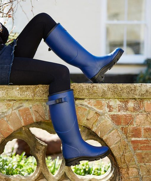 Norse-Boot-for-Women-in-Blue