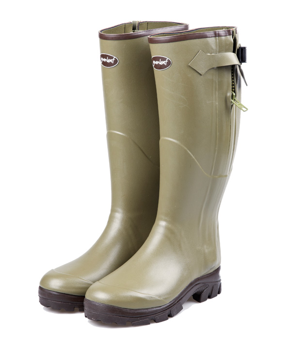 Royal Zip Rubber Boot for Men and Women