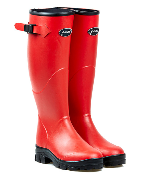 Womens-Norse-Boot-in-Red