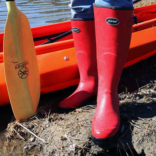 Womens-Norse-Boots-Great-for-an-Early-Season-Kayak